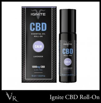 CBD Roll On Oil UK lavender