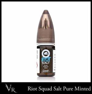 riot squad salt pure minted