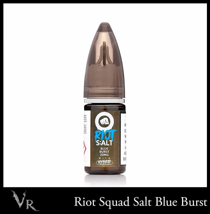 Riot squad salt blue burst