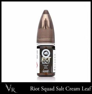 riot squad salt cream leaf
