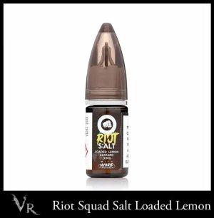 Riot Squad Salt Loaded Lemon Custard