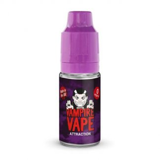 attraction 10ml vampire vape