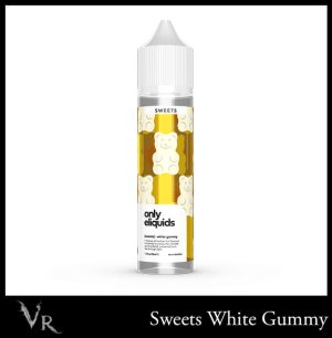 only eliquids white gummies