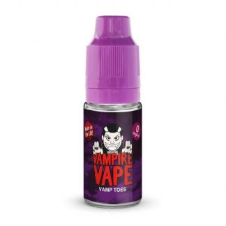 vamp toes 10ml e liquid