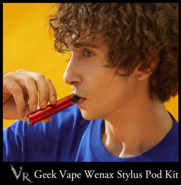 geekvape wenux stylus pod kit