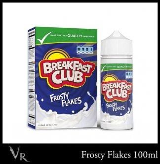 breakfast club e-liquid frosty flakes