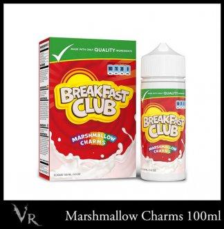 breakfast club e-liquid marshmallow charm