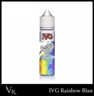 ivg 50ml rainbow blast 50ml