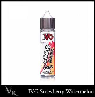 ivg 50ml eliquid strawberry watermelon