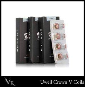 uwell crown v mesh coils