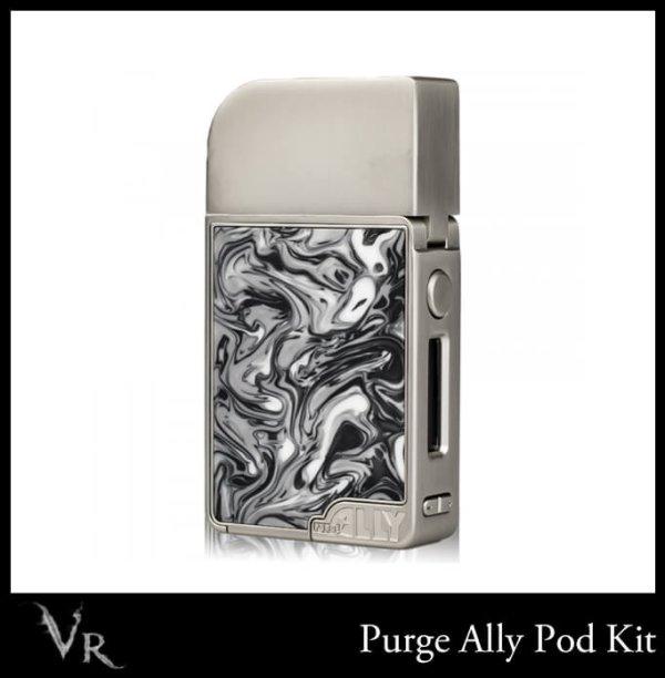 Purge ally pod kit silver