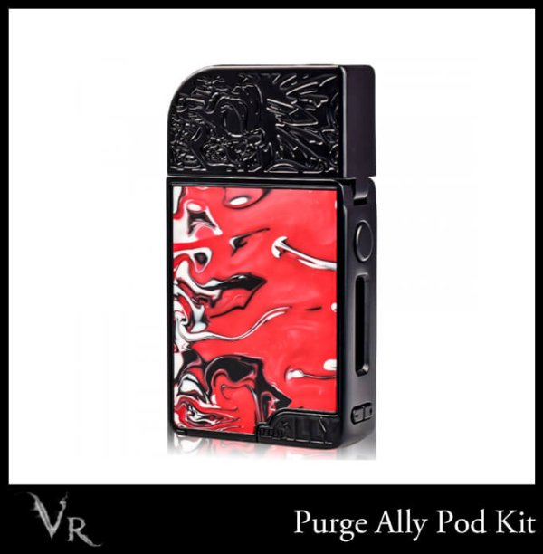Purge ally pod kit black