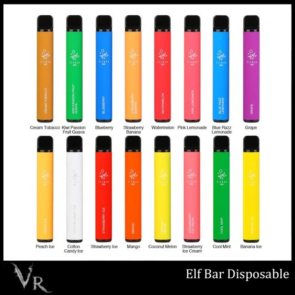 Elf Disposable Vape