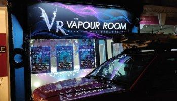 brighton the vapour room