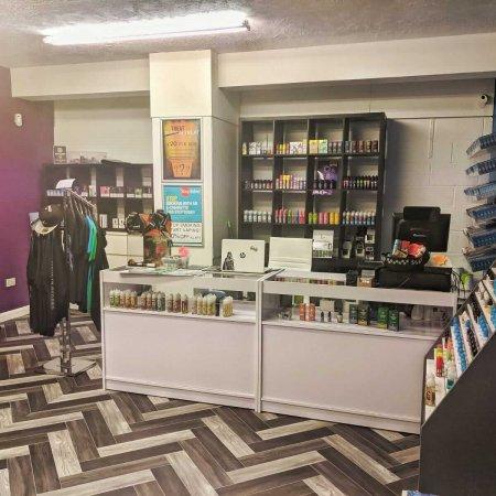 vape store in hailsham
