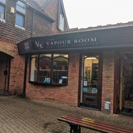 hailsham vape shop